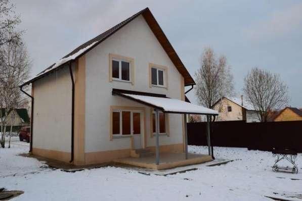 дом 90 кв.м. в снт Чеховский район