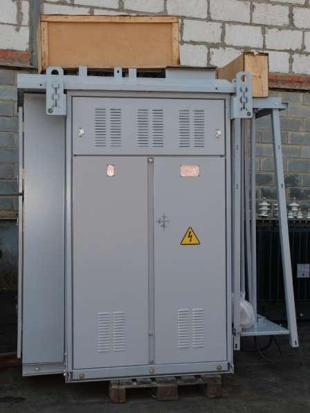 Уменьшенные трансформаторные подстанции КТП мощностью до 630 в Москве