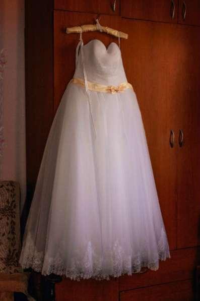 Продаю свадебное платье)Энгельс