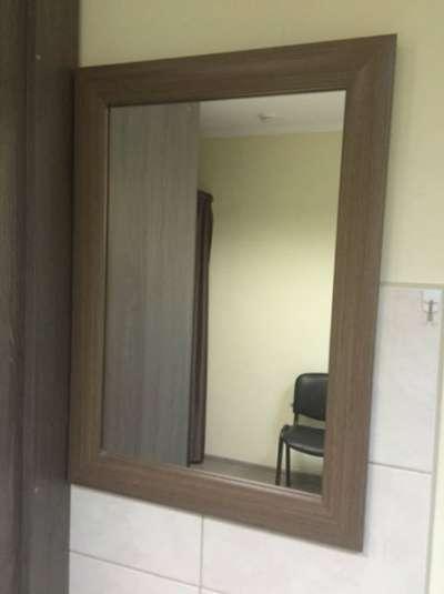 Зеркало в рамке 0,7*0,5