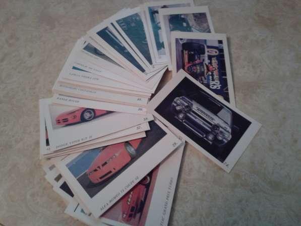 Календарики и открытки