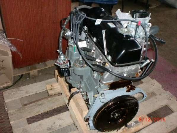 Двигатель ВАЗ - 21213 (нива; карбюратор)