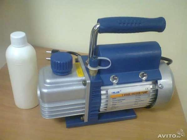 Вакуумный насос VALUE VE-225 (2ст 70л/мин)