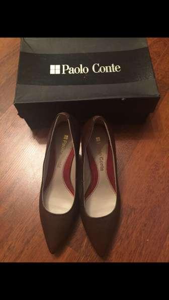 Новые туфли Paolo Conte