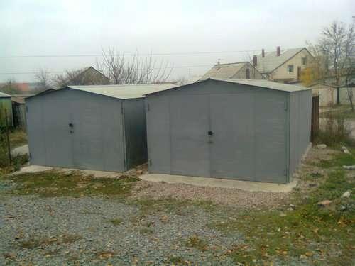 Куплю металлический гараж