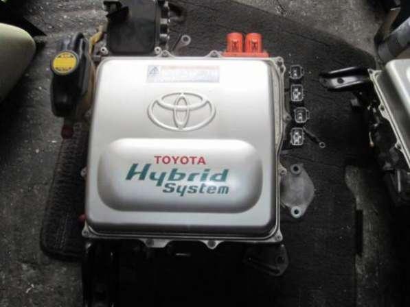 Инвертор Тойота Приус 11 кузов