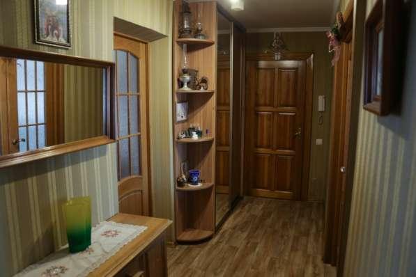 Трехкомнатная квартира в фото 5