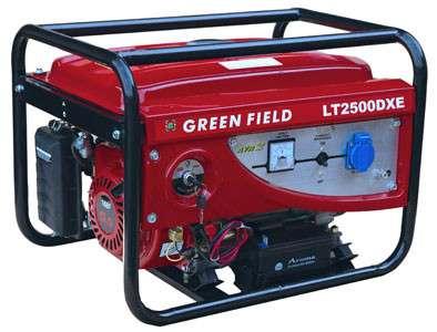 ЭлектростанцияGF 2500 E