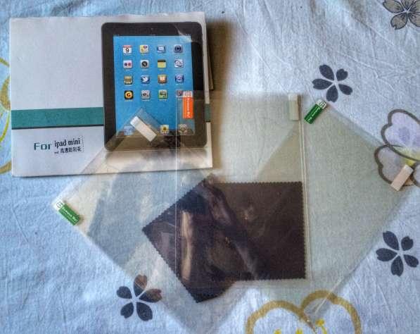 Пленки на iPad mini