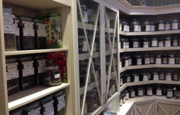 Прибыльный магазин чай-кофе по известной франшизе