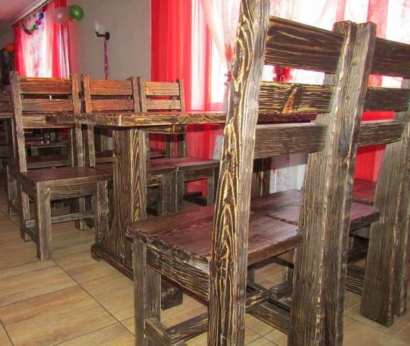 Браширование, текстурирование (старение) древесины в Воронеже