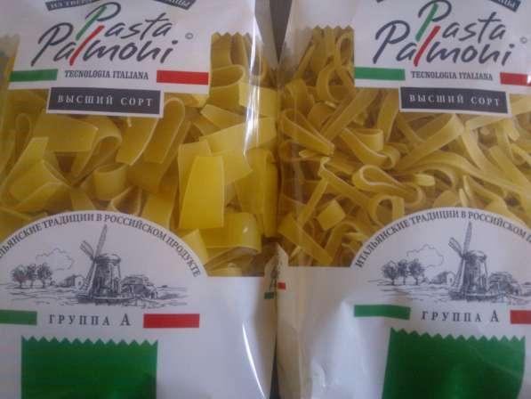 """Макаронные изделия ТМ """"Pasta Palmoni"""""""