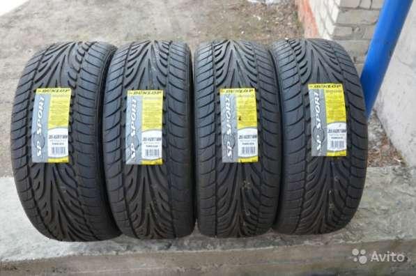 Новые шины дунлоп 245/40 R18 SP Sp 9000