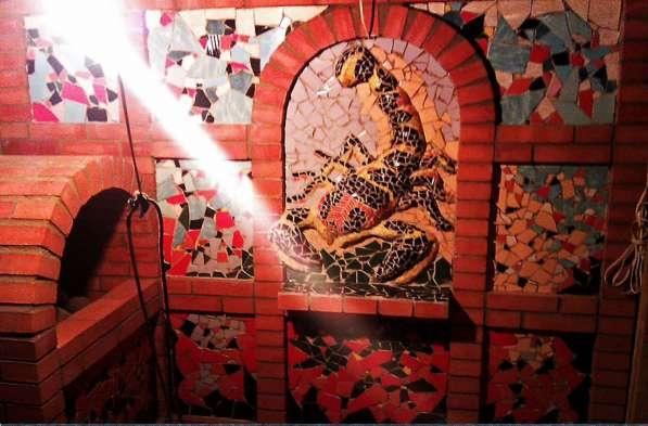 Ручная лепнина, барельеф, декор стен в Сергиевом Посаде фото 12