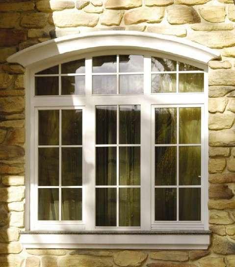 Окна двери деревянные