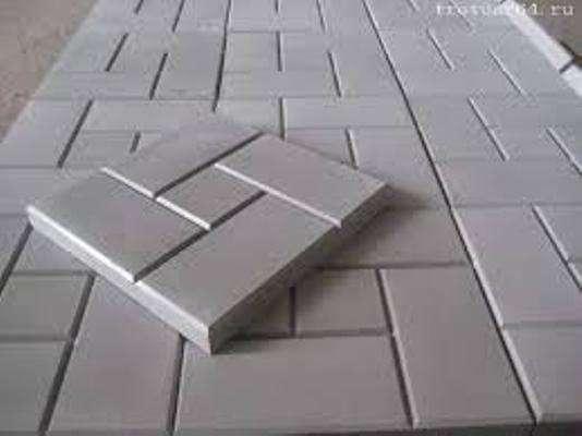 Производство и продажа бетонной плитки