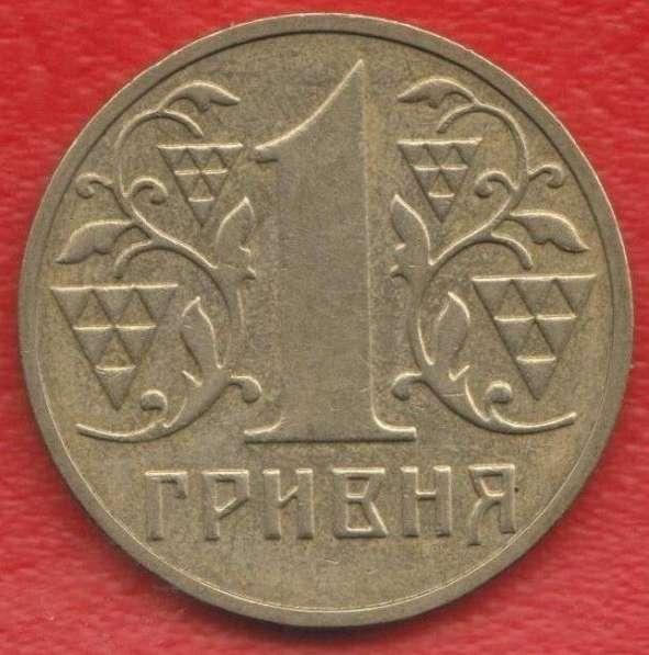 Украина 1 гривна 2002 г.