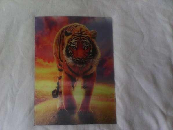 Стерео открытки на магнитах