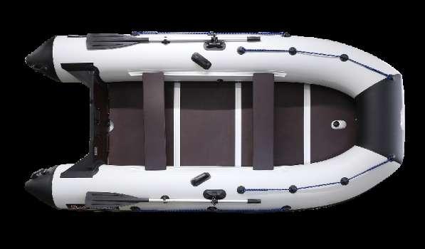 Надувная ПВХ лодка PM 350 Air, моторно-гребная, килевая в Петрозаводске