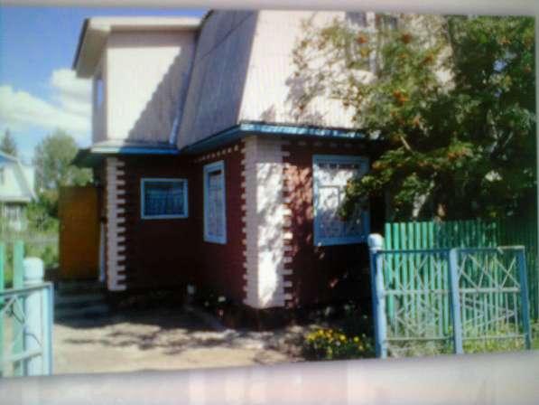 Продаю дачный 2-х этажный дом в снт Искра омского района в Омске фото 5