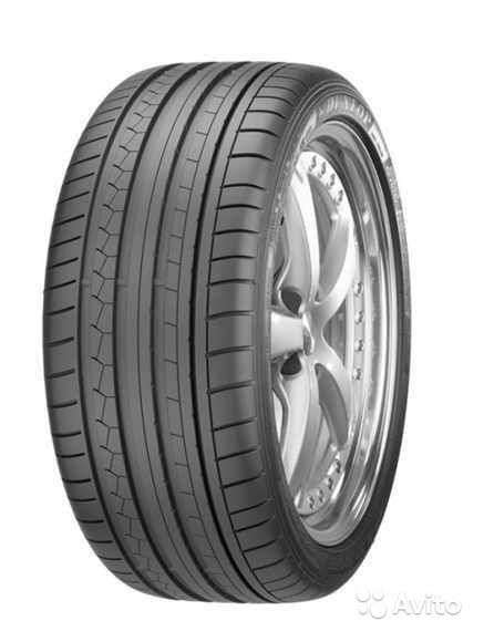 Новые Dunlop 255/45 R17 Sport Maxx GT MO MFS 98W