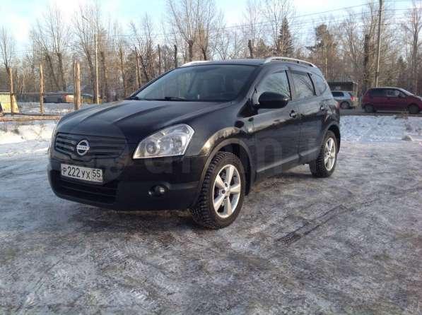 Продажа Nissan Qashqai 2+ в Омске