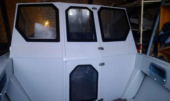 Продаем катер (лодку) Berkut M-TwinConsole