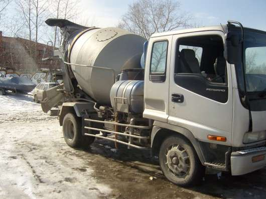Продажа- доставка бетона, раствора мал. миксерами