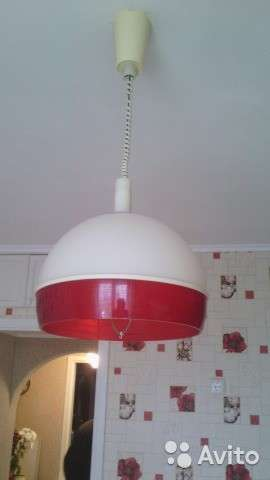 Продам люстру для кухни