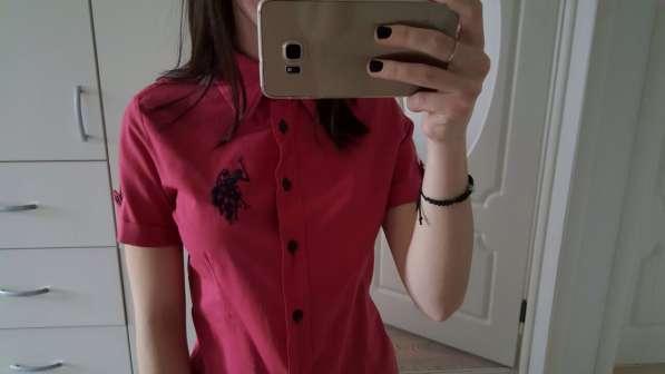 Рубашка U. S. Polo Assn