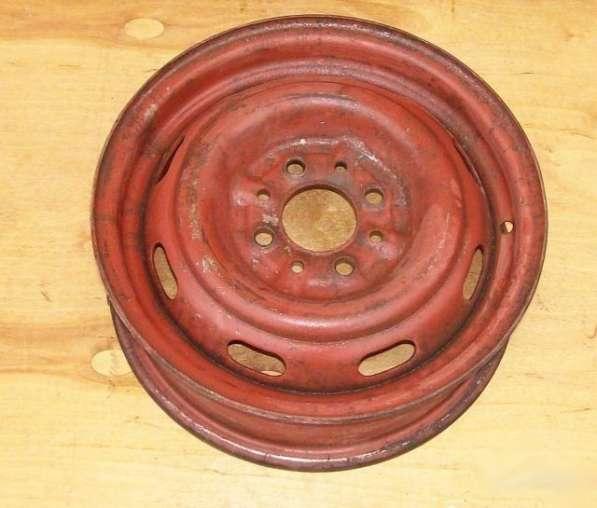 Диск колесный ВАЗ 2101