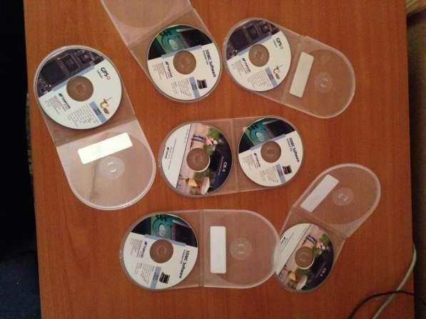Операционные диски с программами
