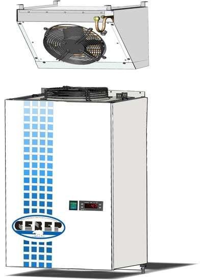 Сплит-система СЕВЕР MGS 315 S