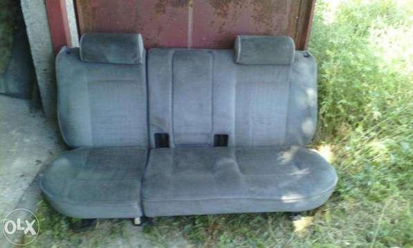 Продам заднее сиденье Fiat Tempra SW 1992 г., складывается