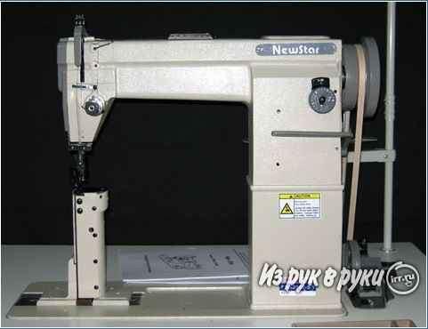 Колонковая швейная машина NewStar NS 2000-5