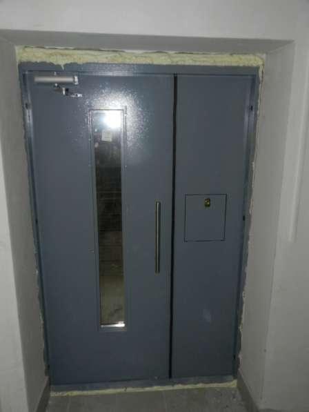 Двери подъездные; домофона и тамбурные в Новосибирске фото 8