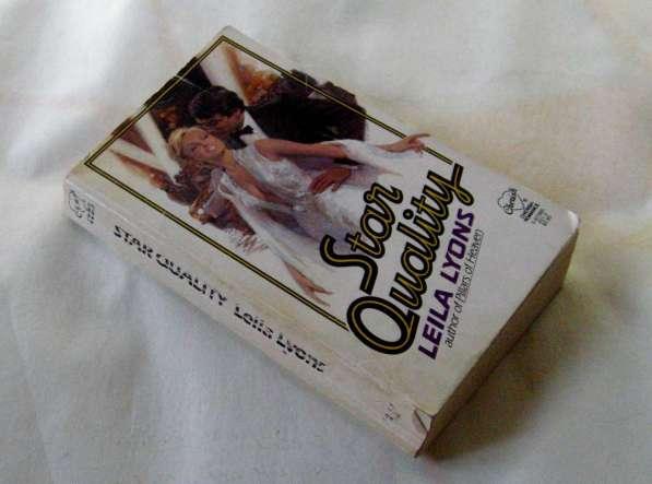 Книга на английском языке Star Quality. love ctory