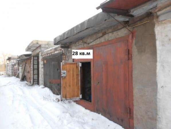 Гараж в ГСК КЕДР, ул. Кушвинская 28кв.м