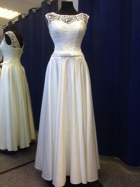Свадебное платье Диор