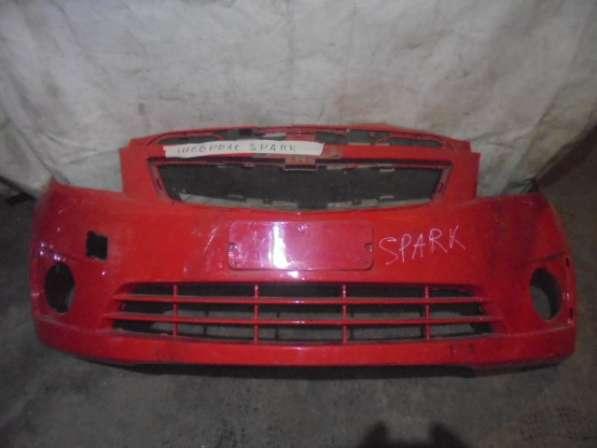 Бампер на Chevrolet Spark