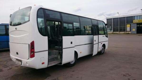Распродажа автобусов