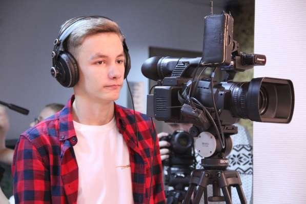 TV-КУРСЫ по видеосъёмке, видеоблогу, видеомонтажу в Хабаровске фото 9