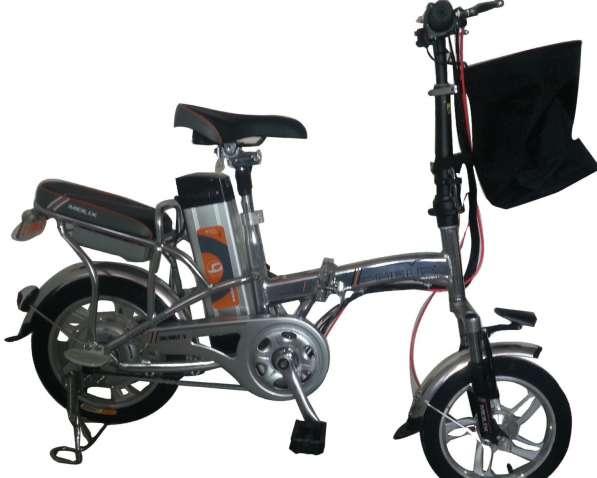 Продам складной электровелосипед (folding electric bike)