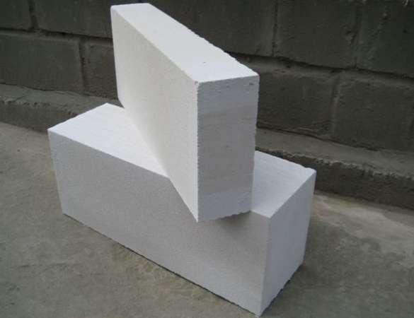 Газосиликатные блоки 1 и 2 сорт, кирпич. Дрезна