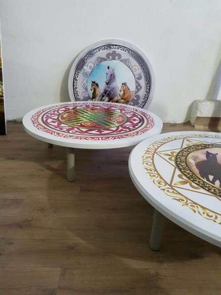 """Казахские столы """"Дастархан"""" в Караганде в"""