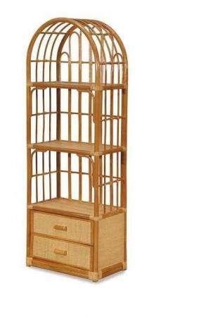 Мебель плетеная из натурального ротанга этажерка 09.04