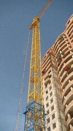 Продается башенный кран КБ 515.04