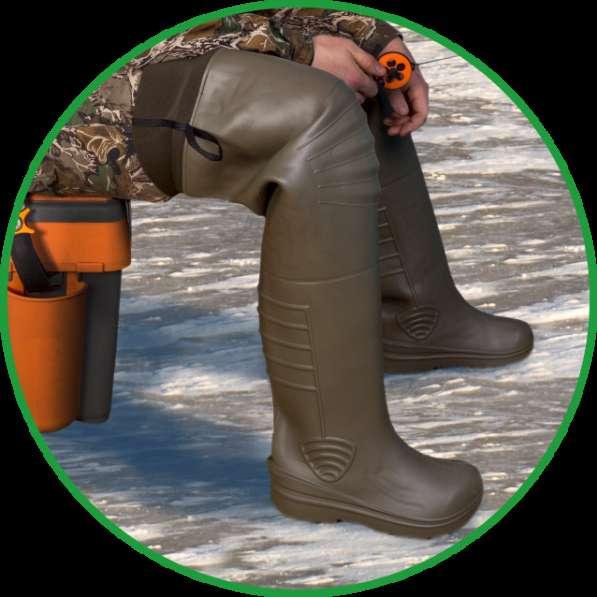 Морозостойкая обувь из ЭВА в Абакане фото 3