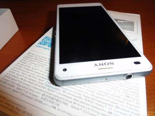 Смартфон SONY Xperia Z3 Соmpact + Подарок