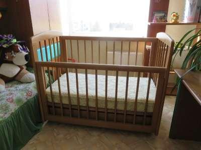 детскую кроватку Лель